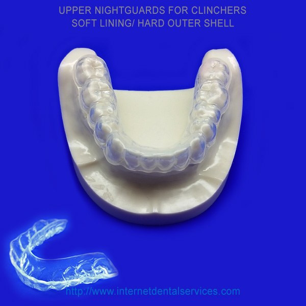 Night Guard for Teeth Clinchers - Teeth Clincher Night Guard
