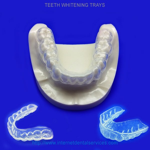 Set Teeth Whitening Trays
